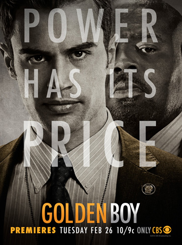 Везунчик / Golden Boy (1 сезон / 2013) HDTVRip/WEB-DLRip