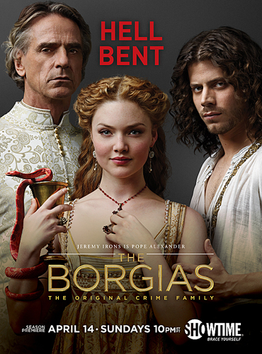 Борджиа / The Borgias (3 сезон / 2013) HDTVRip