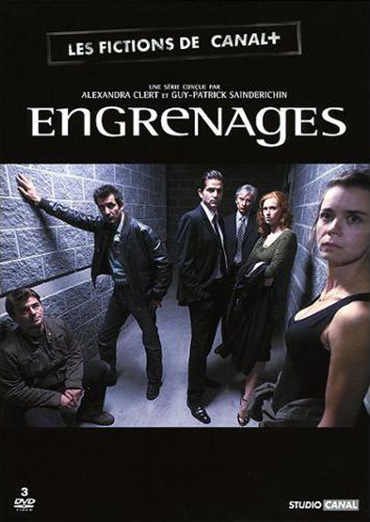 Спираль / Engrenages (1 сезон / 2005) HDRip