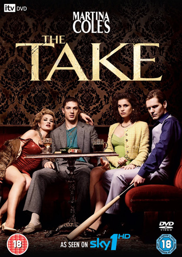 Прикуп / The Take (2009) HDRip
