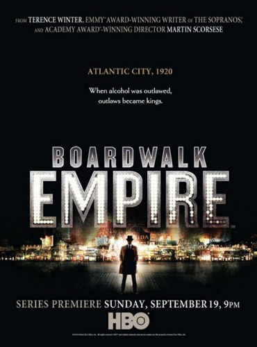 Подпольная империя / Boardwalk Empire (1 сезон/2010) HDTVRip