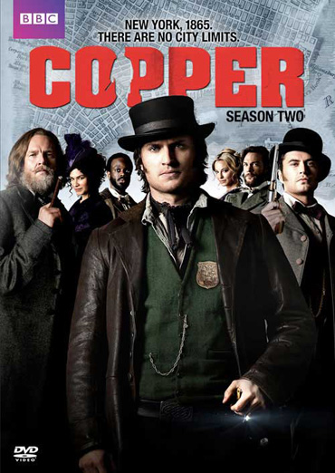 Легавый (Коп) / Copper (2 сезон / 2013) HDTVRip/WEB-DLRip