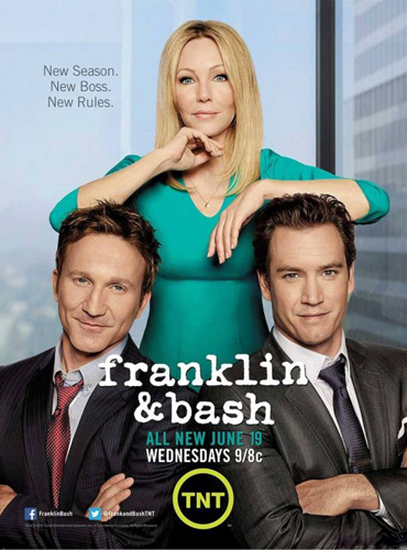 Франклин и Бэш (Компаньоны) / Franklin & Bash (3 сезон / 2013) WEB-DLRip