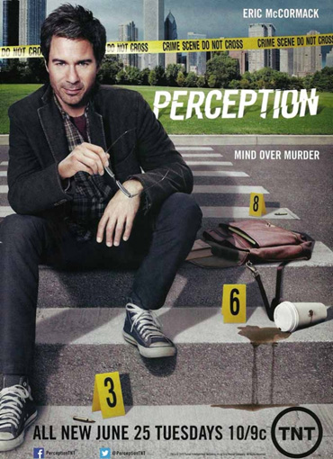 Восприятие / Perception (2 сезон / 2013) WEB-DLRip