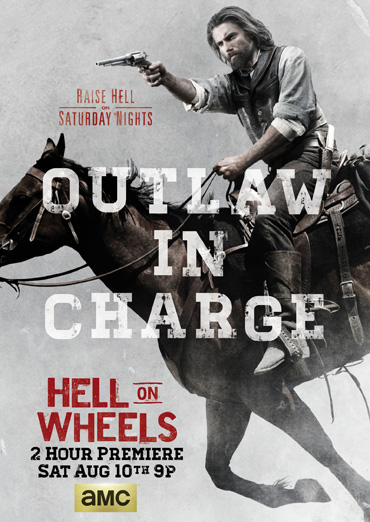 Ад на колёсах / Hell on Wheels (3 сезон / 2013) WEB-DLRip