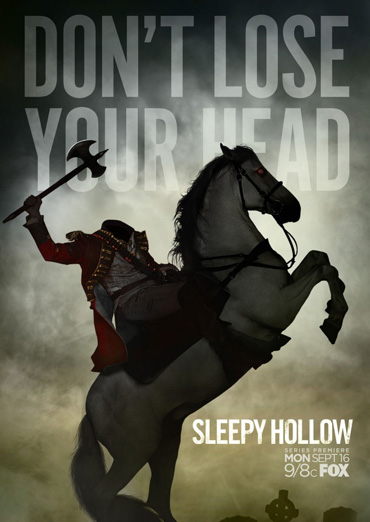 Сонная лощина / Sleepy Hollow (1 сезон / 2013) WEB-DLRip
