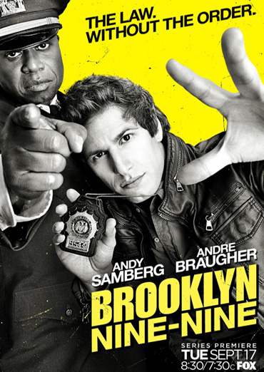 Бруклин 9-9 / Brooklyn Nine-Nine (1 сезон / 2013) WEB-DLRip