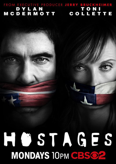 Заложники / Hostages (1 сезон / 2013) WEB-DLRip