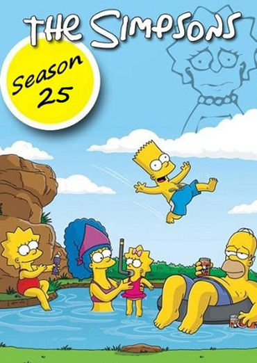 Симпсоны / The Simpsons (25 сезон / 2013) WEB-DLRip