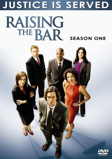 Адвокатская практика / Raising the Bar (1 сезон / 2008) DVDRp