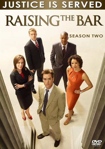 Адвокатская практика / Raising the Bar (2 сезон / 2009) DVDRp