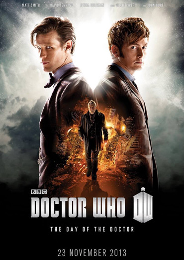 День Доктора / The Day of the Doctor (2013) HDTVRip/WEB-DLRip