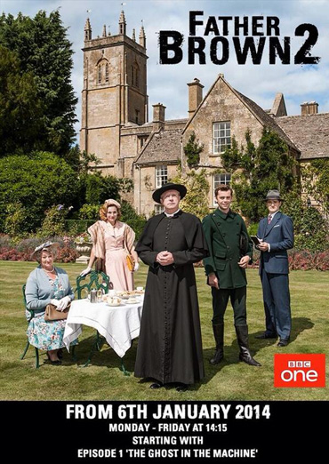 Отец Браун / Father Brown (2 сезон / 2014) HDTVRip