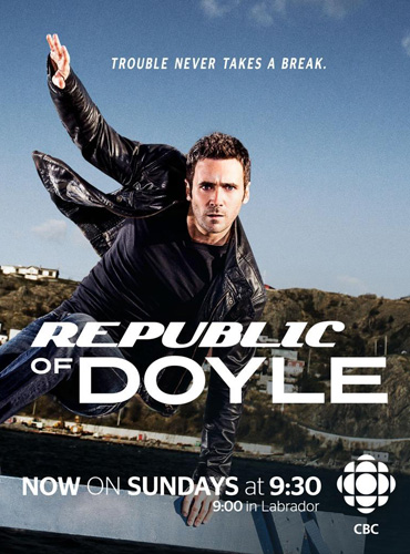 Дело Дойлов / Republic Of Doyle (4 сезон / 2013) WEB-DLRip