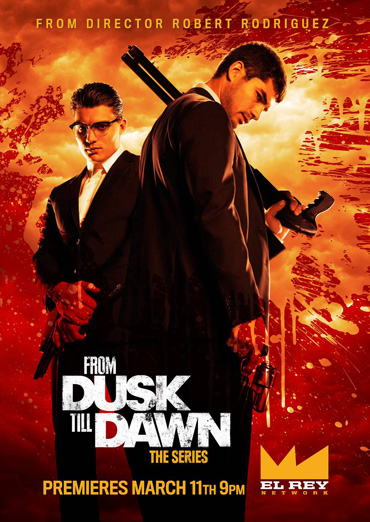 От заката до рассвета / From Dusk Till Dawn: The Series (1 сезон / 2014) WEB-DLRip