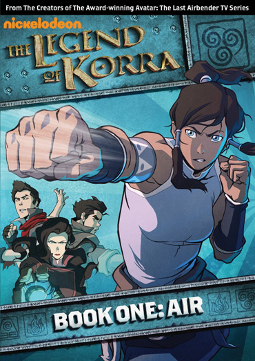 Легенда о Корре / The Legend of Korra (1 сезон / 2012) HDRip