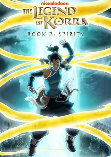 Легенда о Корре / The Legend of Korra (2 сезон / 2013) WEB-DLRip
