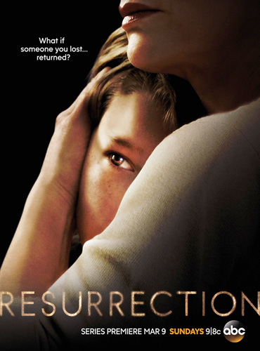 Воскрешение / Resurrection (1 сезон / 2014) WEB-DLRip