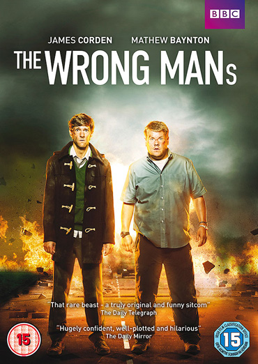 Не те парни / The Wrong Mans (1 сезон / 2013) HDRip