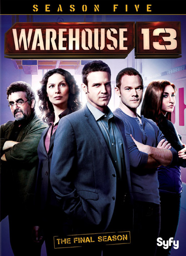Хранилище 13 / Warehouse 13 (5 сезон / 2014) WEB-DLRip