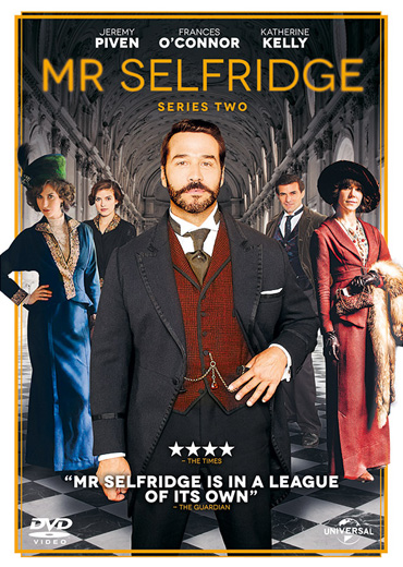 Мистер Селфридж / Mr. Selfridge (2 сезон / 2014) WEB-DLRip