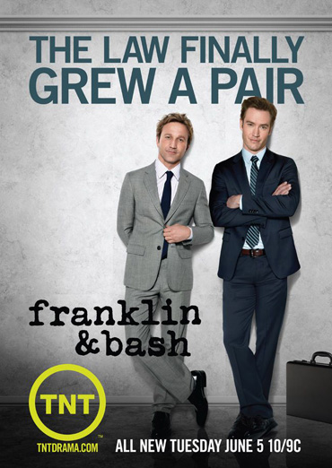 Франклин и Бэш (Компаньоны) / Franklin & Bash (4 сезон / 2014) WEB-DLRip