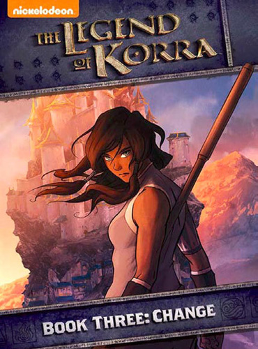 Легенда о Корре / The Legend of Korra (3 сезон / 2014) WEBRip