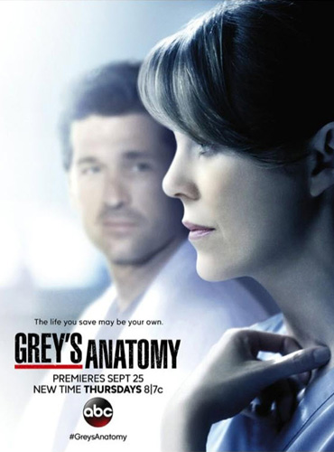Анатомия страсти (Анатомия Грей) / Grey's Anatomy (11 сезон / 2014) HDTVRip