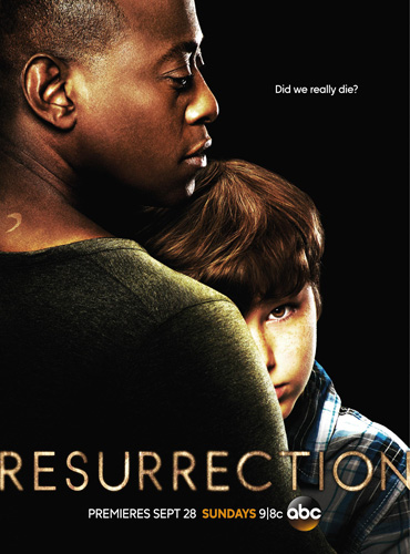 Воскрешение / Resurrection (2 сезон / 2014) WEB-DLRip