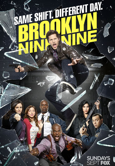 Бруклин 9-9 / Brooklyn Nine-Nine (2 сезон / 2014) WEB-DLRip