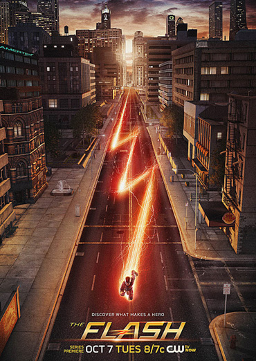 Флэш / The Flash (1 сезон / 2014) WEB-DLRip