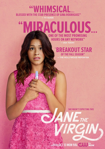Девственница Джейн / Jane the Virgin (1 сезон / 2014) WEB-DLRip