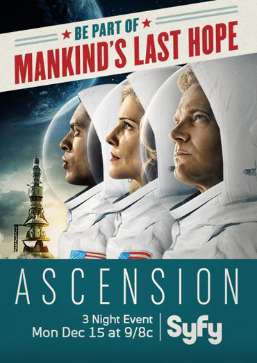 Вознесение / Ascension (1 сезон / 2014) WEB-DLRip