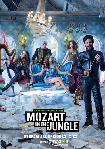 Моцарт в джунглях / Mozart in the Jungle (1 сезон / 2014) WEBRip