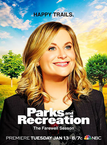 Парки и зоны отдыха / Parks and Recreation (7 сезон / 2015) WEB-DLRip