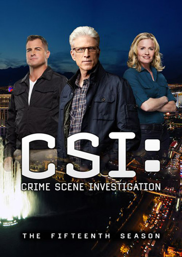 C.S.I. Место преступления / CSI: Crime Scene Investigation (15 сезон / 2014) WEB-DLRip