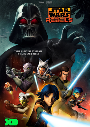 Звездные войны: Повстанцы / Star Wars Rebels (2 сезон / 2015) WEB-DLRip