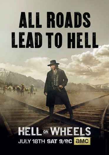 Ад на колёсах / Hell on Wheels (5 сезон / 2015) WEB-DLRip
