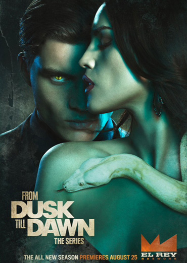 От заката до рассвета / From Dusk Till Dawn: The Series (2 сезон / 2015) WEB-DLRip