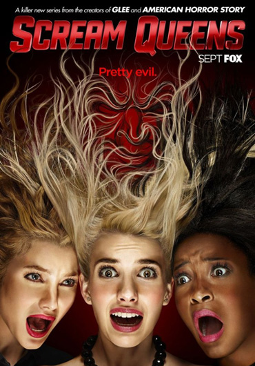 Королевы крика / Scream Queens (1 сезон / 2015) WEB-DLRip