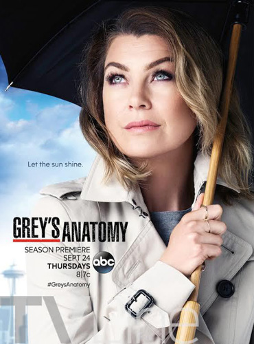 Анатомия страсти (Анатомия Грей) / Grey's Anatomy (12 сезон / 2015) WEB-DLRip