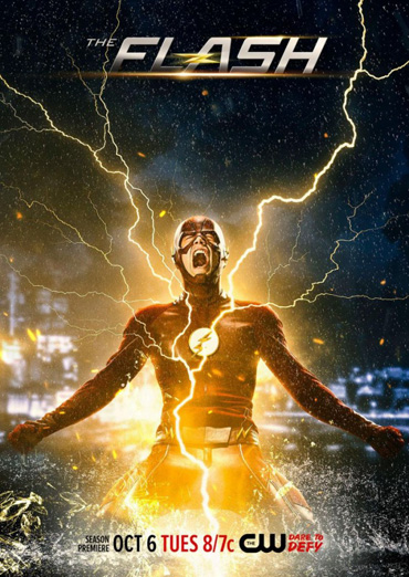 Флэш / The Flash (2 сезон / 2015) WEB-DLRip