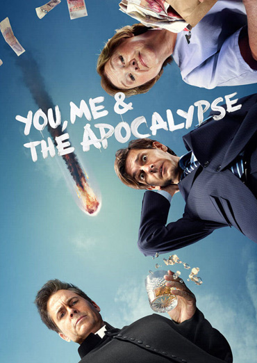 Ты, я и конец света / You, Me and the Apocalypse (1 сезон / 2015) HDTVRip