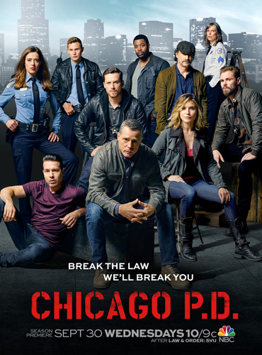 Полиция Чикаго / Chicago PD (3 сезон / 2015) WEB-DLRip