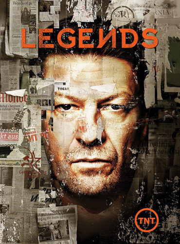 Легенды / Legends (2 сезон / 2015) WEB-DLRip