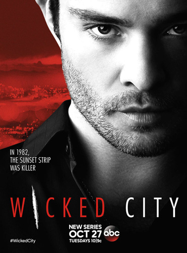 Город порока (Злой город)  / Wicked City (1 сезон / 2015) WEB-DLRip