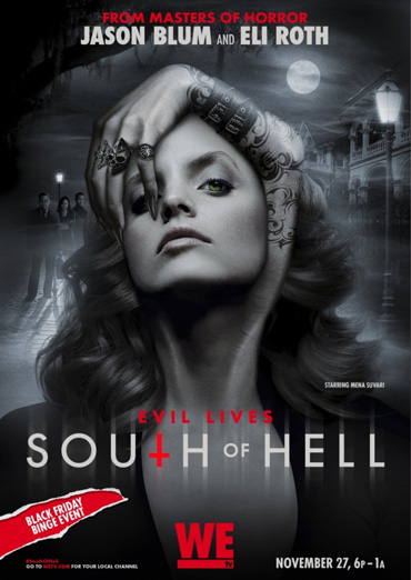 К югу от ада / South of Hell (1 сезон / 2015) WEB-DLRip