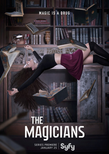 Волшебники / The Magicians (1 сезон / 2016) WEB-DLRip