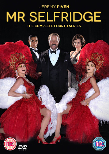 Мистер Селфридж / Mr. Selfridge (4 сезон / 2016) WEB-DLRip