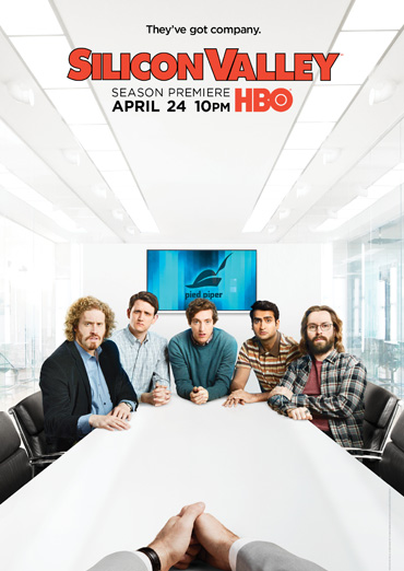 Кремниевая долина / Silicon Valley (3 сезон / 2016) HDTVRip